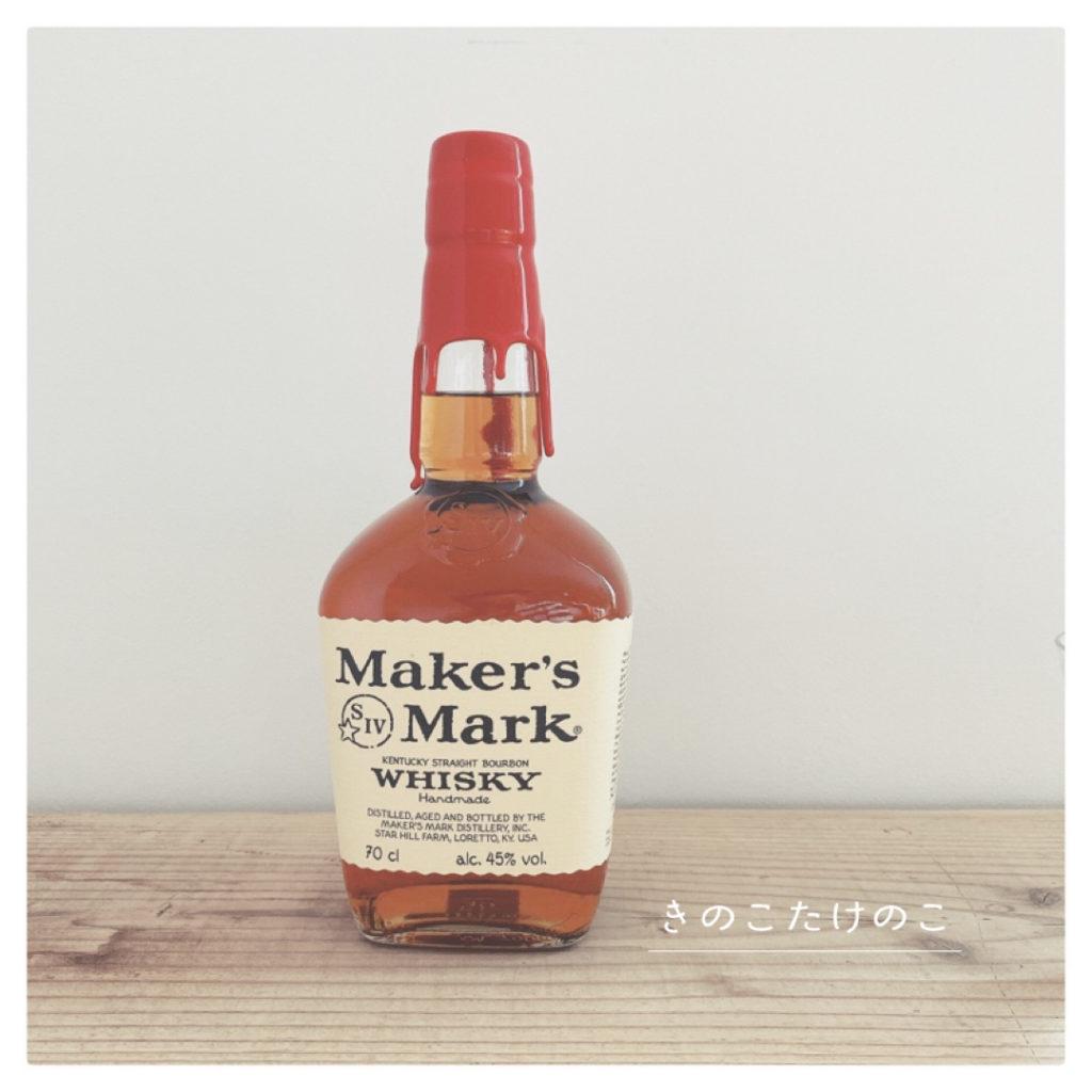 ウイスキー メーカーズマーク Maker's Mark 封蝋 バーボン